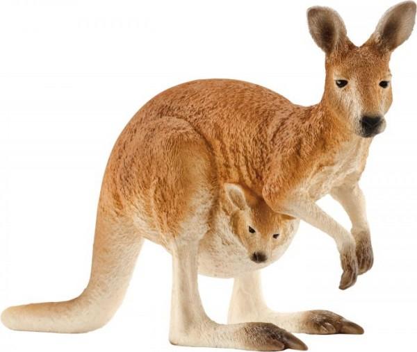 Schleich Wild Life 14756 Känguru