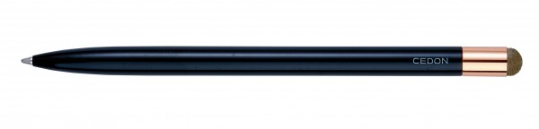 Kugelschreiber Touch Pen schwarz