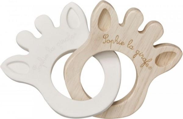 Sophie la girafe® SoPure Greifling/Beißring Silhouette