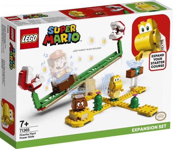 LEGO® Super Mario 71365 Piranha-Pflanze-Powerwippe