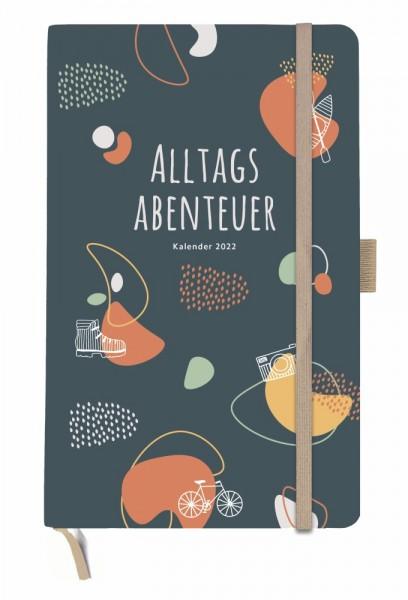 Alltagsabenteuer Kalenderbuch A5 - Kalender 2022