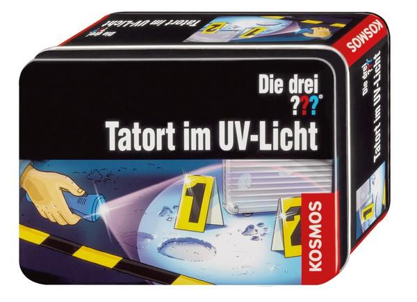 """""""Die drei ??? - Tatort im UV-Licht"""""""