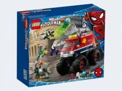 LEGO® Marvel Super Heroes 76174 Spider Mans Monstertruck vs. Mysterio