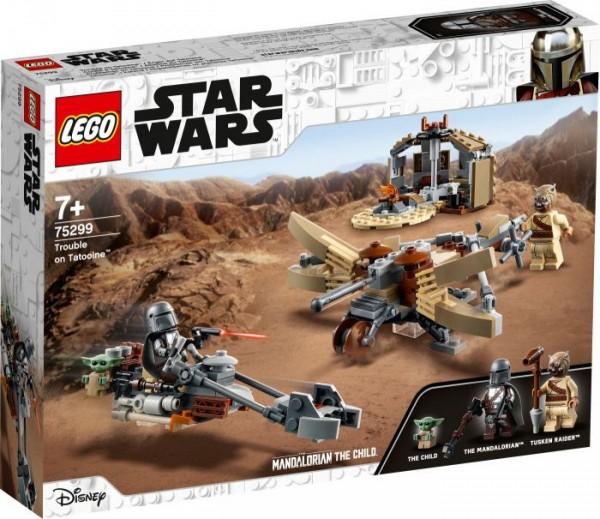 LEGO® Star Wars 75299 Ärger auf Tatooine