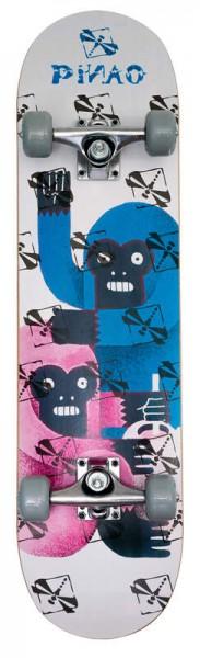 PIN Skateboard Nalu Design