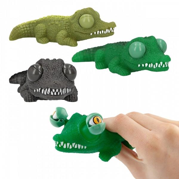 Dino World Pop-Up-Augen Krokodil