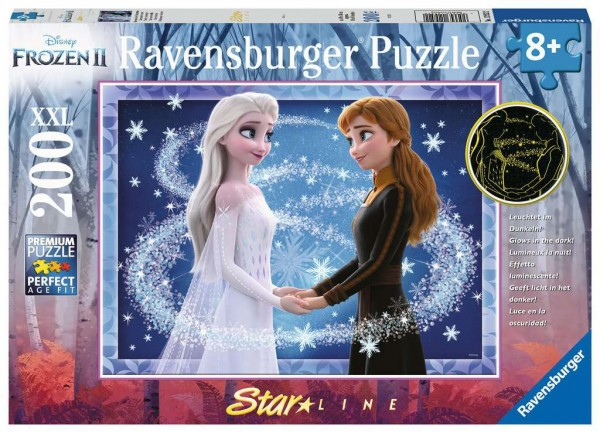 Disney Frozen 2 Bezaubernde Schwestern (200 Teile)