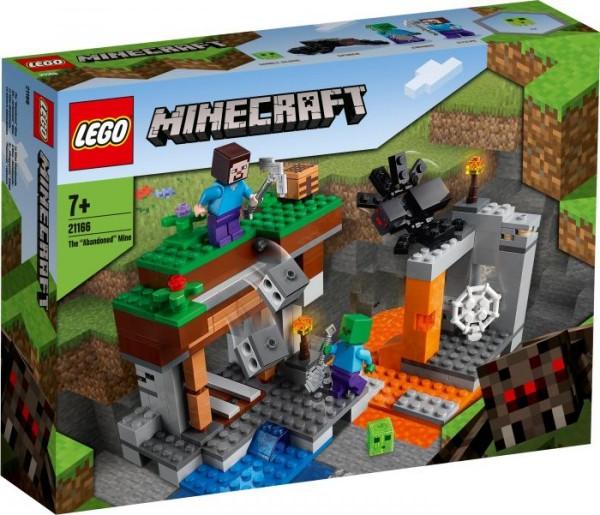 LEGO® Minecraft 21166 Die verlassene Mine
