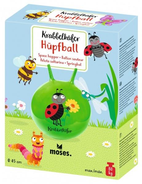 Krabbelkäfer Hüpfball