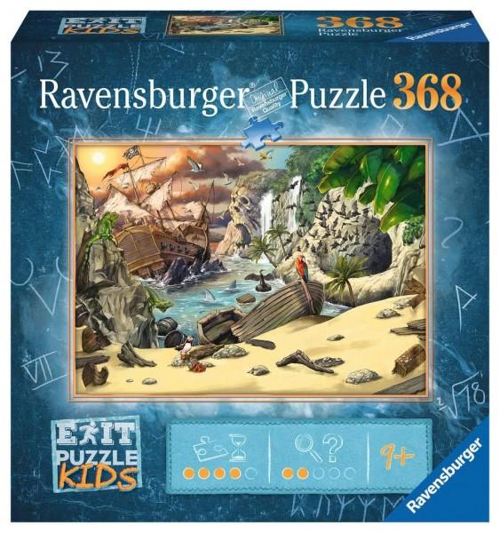 EXIT Puzzle Kids Das Piratenabenteuer