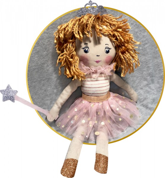 Puppe Prinzessin Lillifee Glitter & Gold