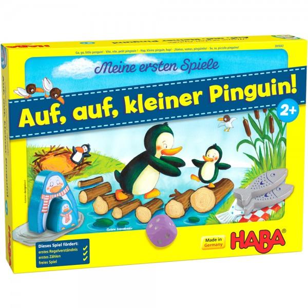 Meine ersten Spiele – Auf, auf, kleiner Pinguin!