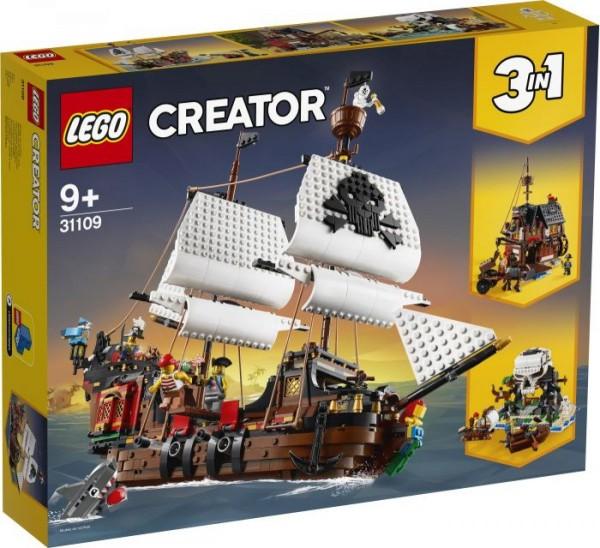 LEGO® Creator 31109 Piratentaverne