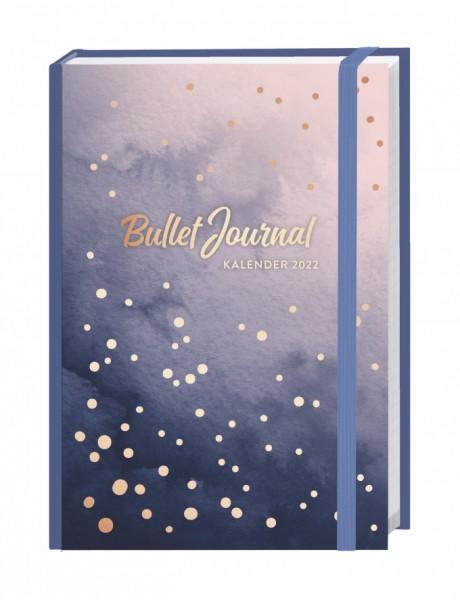 Punkte Bullet Journal A5 - Kalender 2022