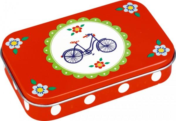 Blütenzeit Fahrrad-Flickzeug