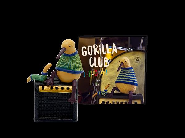 Gorilla Club - 1-2-3-4!