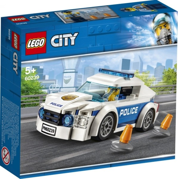 LEGO® City 60239 Polizei Patrol Car