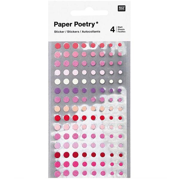 Sticker, Bullet Diary, Kreise