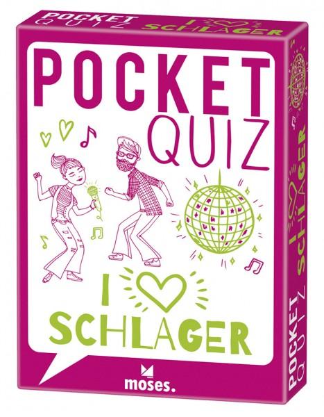 Pocket Quiz - I love Schlager