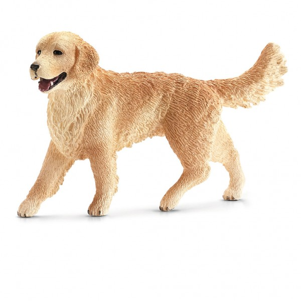 Schleich Farm World 16395 Golden Retriever Hündin