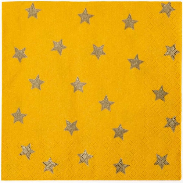 Servietten Sterne
