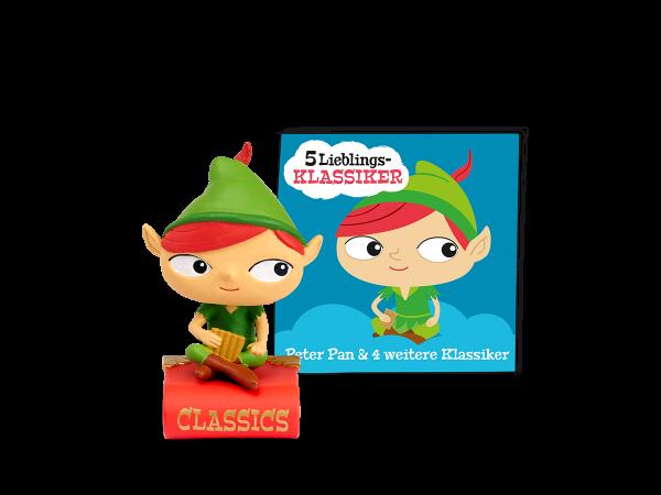 Lieblings-Klassiker - Peter Pan und 4 weitere Klassiker