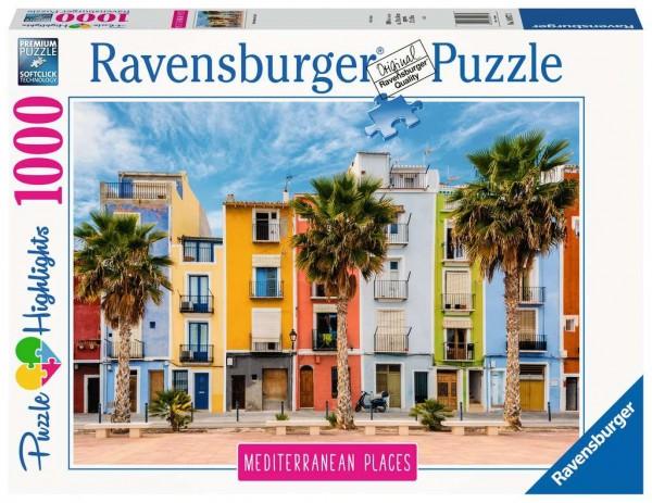 Puzzle Mediterranean Spain