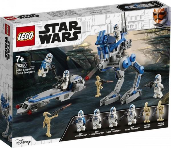 LEGO® Star Wars 75280 Clone Troopers der 501. Legion