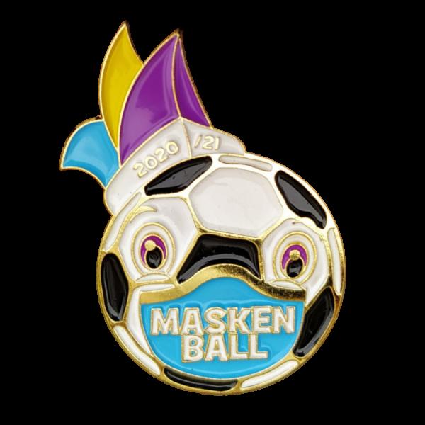 Pin Maskenball