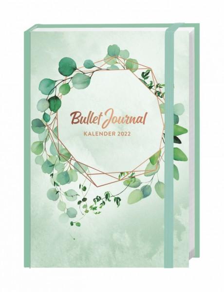 Blätter Bullet Journal A5 - Kalender 2022