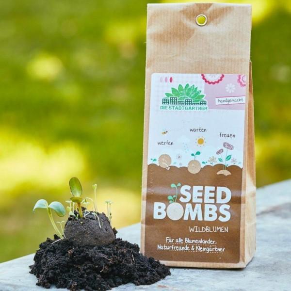 Seedbombs Wildblumen