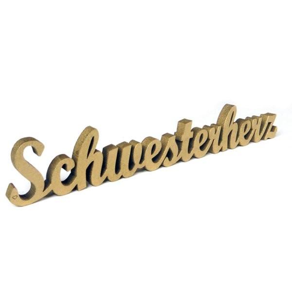 NOGALLERY Schwesterherz - grau