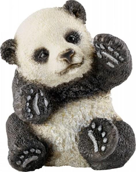 Schleich Wild Life 14734 Pandajunges, spielend