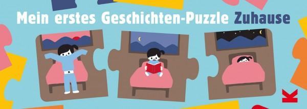 Mein erstes Geschichten-Puzzle. Zuhause