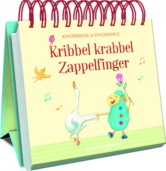 Kribbel krabbel Zappelfinger