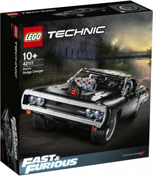 LEGO® Technic 42111 The Fast and the Furious