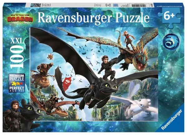 Dragons Die verborgene Welt (100 Teile)