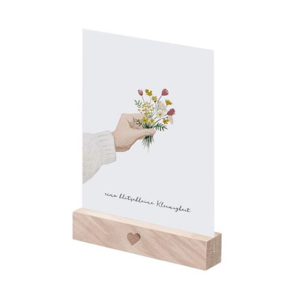 Postkartenständer 10,5 cm im 2er Set