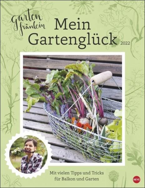 Garten Fräulein - Posterkalender 2022