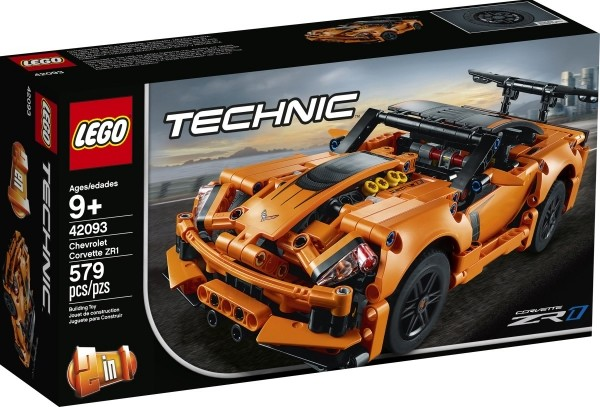 LEGO® Technic 42093 Corvette
