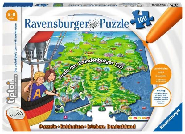Puzzeln, Entdecken, Erleben: Deutschland