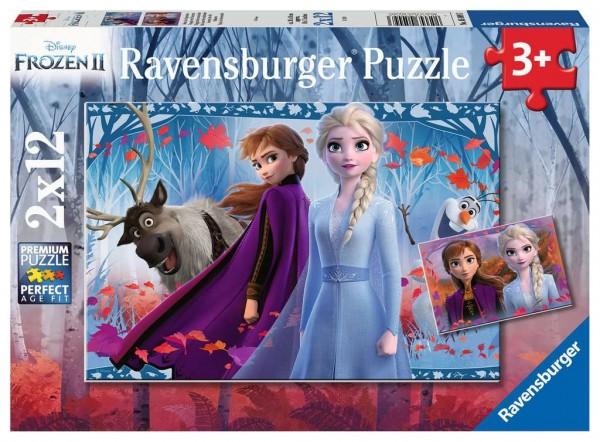 Frozen 2 Reise ins Ungewisse (2x12 Teile)