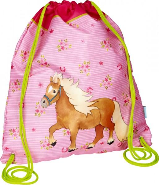 Mein kleiner Ponyhof Turnbeutel rosa