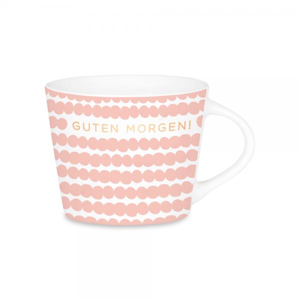 Espresso-Tasse Schreibkram Manufaktur Guten Morgen!