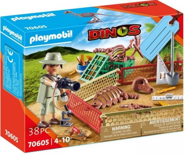 Geschenkset Paläontologe