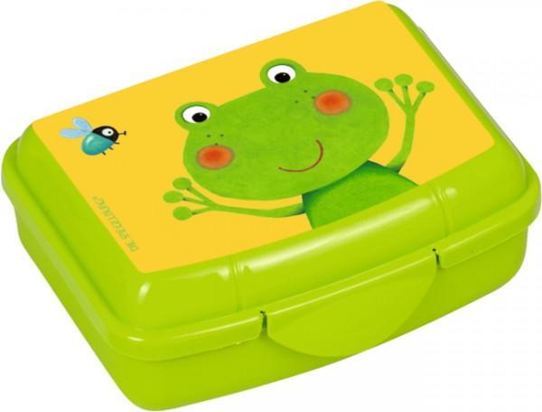 Freche Rasselbande Frosch Mini-Snackbox