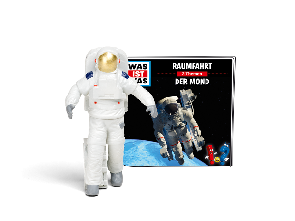 WAS IST WAS - Raumfahrt/Der Mond