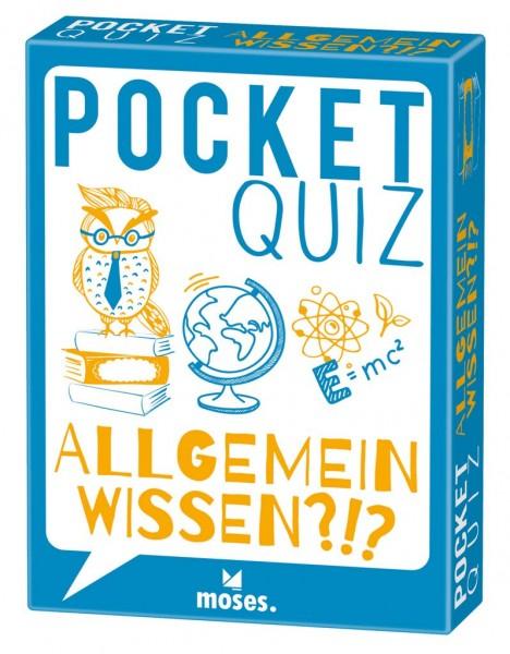 Pocket Quiz - Allgemeinwissen