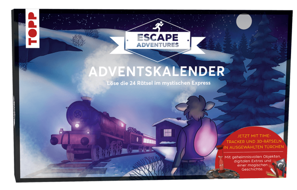 Escape Adventures Adventskalender