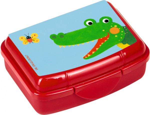 Freche Rasselbande Krokodil Mini-Snackbox